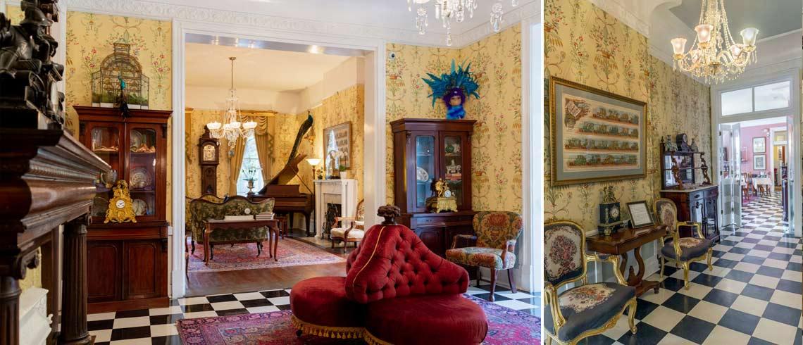 New Orleans Historic Hotel on Audubon Park